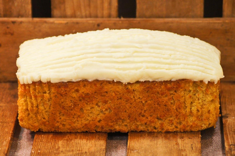 Handmade Cake - Clam's Carrot Cake